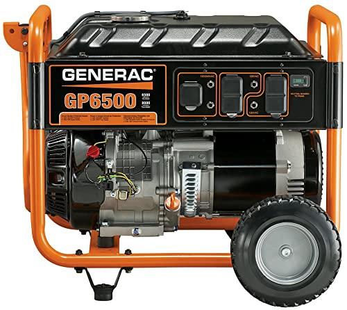 Generac gp6500 review