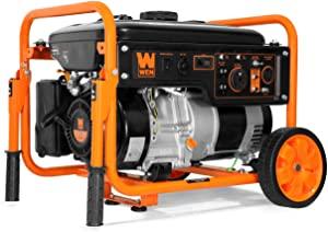 WEN 56500 Portable Generator with Wheel Kit