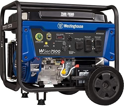 Westinghouse Generator 7500