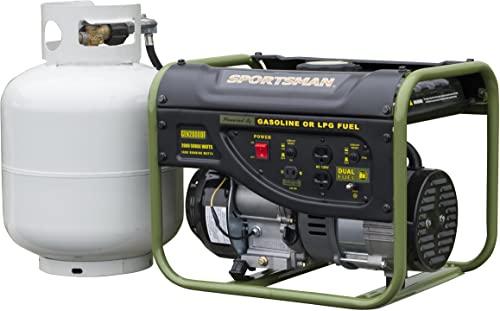 Sportsman GEN2000DF Dual Fuel Portable Generator