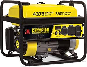 Champion RV Ready 3500-Watt Portable Generator