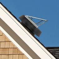 Natural Light Solar Attic 36W Fan