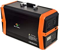Sungzu Tech Portable Power Station of 1000W