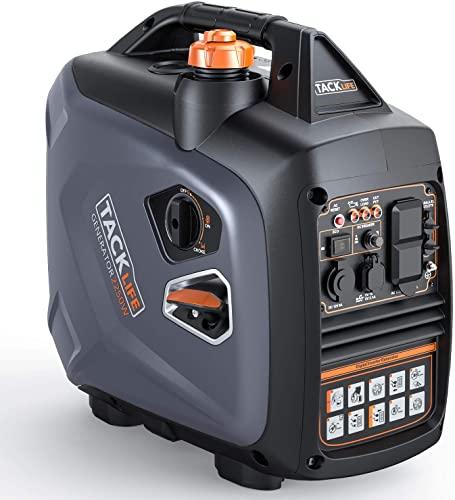 TACKLIFE 2250W Portable Inverter Generator