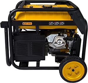 Firman H08051 Dual Fuel Portable Generator with Electric Start