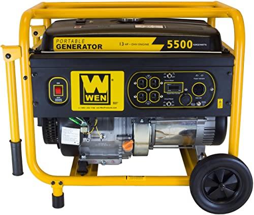 WEN 56551 Gas Powered Portable Generator