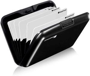 GreatShield RFID Blocking Travel Wallet