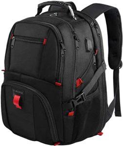 Yorepek Extra Large Travel Laptop Backpack