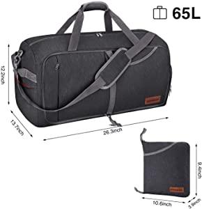 Foldable Travel Bag for Men