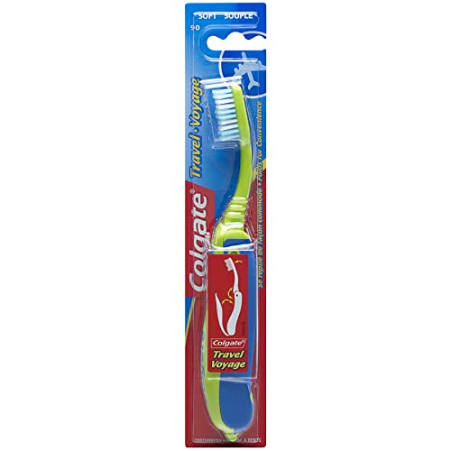 Colgate Travel Soft Colors Toothbrush