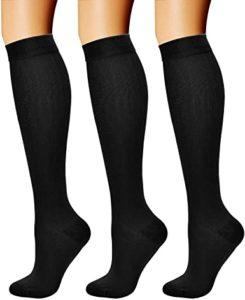 Charmking Unisex Compression Socks