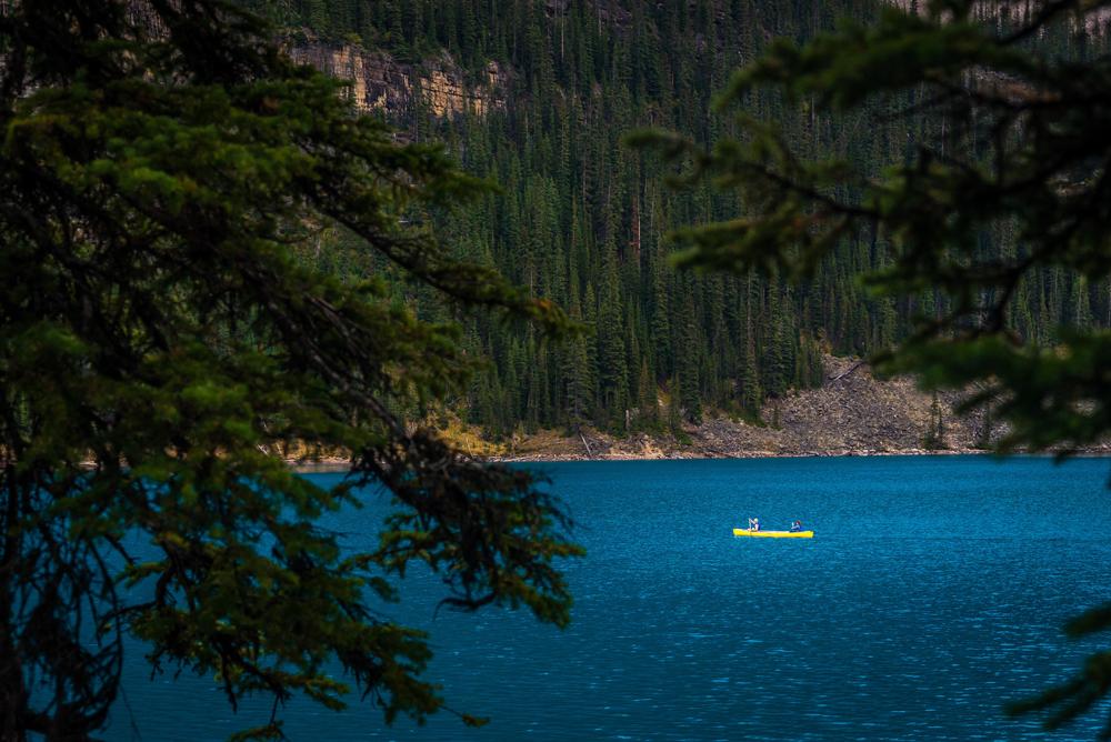 emerald lake in canada