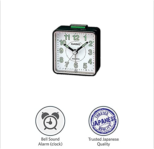 Casio TQ140 Travel Alarm Clock