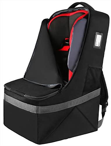 Yorepek Padded Car Seat Travel Bag