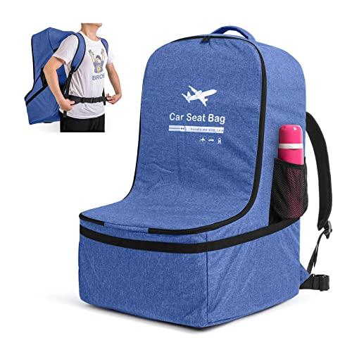 Luxja Car Sea Padded Airplane Travel Bag