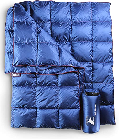 Horizon Hound Down Blanket for Camping and Travel
