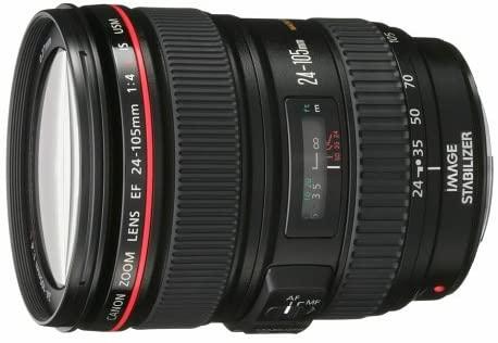 Canon EF 24 – 10 mm Lens for Canon EOS SLR Cameras