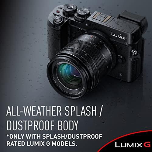 Panasonic LUMIX G Vario 12 – 600 mm Mirrorless Lens