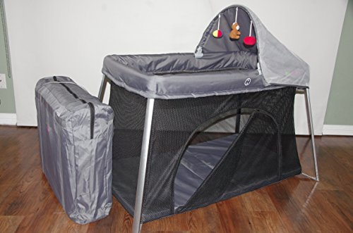 Elan Bambino travel Crib with Easy Top and Front Access