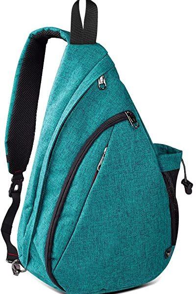Outdoor Master Cross-body Shoulder Travel Sling Bag for Men and Women